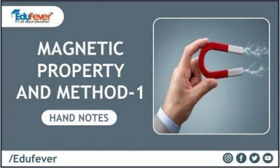 Magnetic Property and Method-1 Hand Written Note