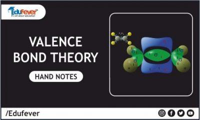 Valence Bond Theory Hand Written Notes