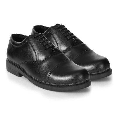 Action Dotcom Men's Synthetic Leather Shoes
