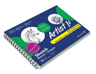 Askprints Artist Sketch Book