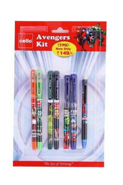 Cello Avengers Stationery Kit
