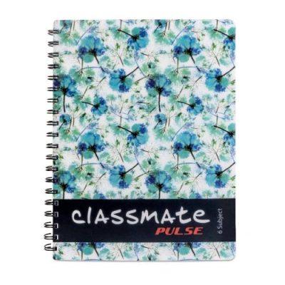Classmate Soft Cover Spiral Binding Notebook