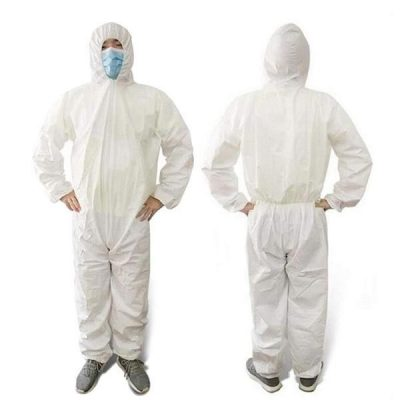DutyofCare Washable Reusable PPE Safety Coverall with Shoe covers for KIDS