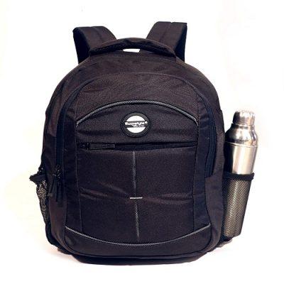 Eurostyle Black 41 Liters School Bag