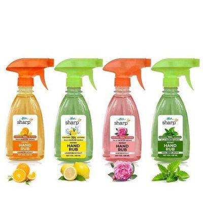 FLOH Sharp Instant Hand Rub Sanitizer