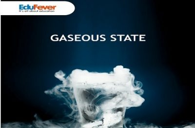 Gaseous State Revision Notes