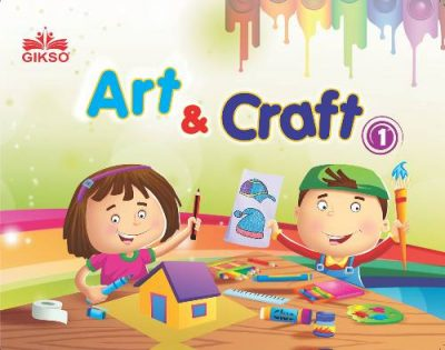 Gikso Art and Craft Activity Book