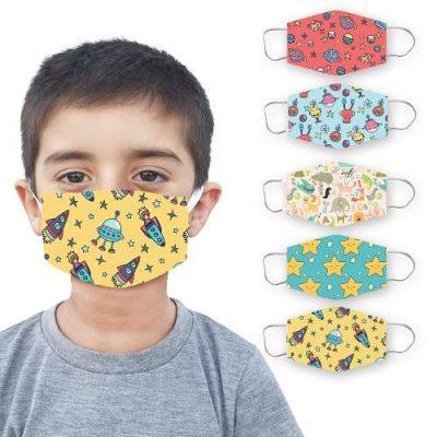 LIMIT Fashion Store 2 Layer Astronaut Designer Face Mask