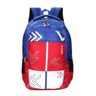 LeeRooy Premium 15.6-Inch BG14 Blue 35 Ltrs Casual Backpack