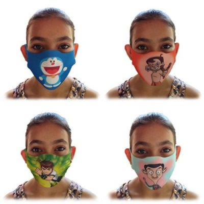 Lionsmill New Anti-Pollution face Mask For Kids
