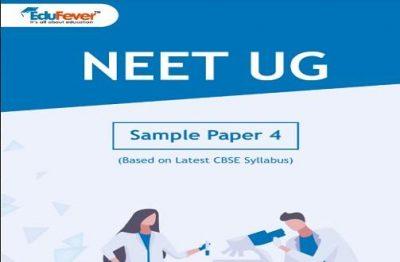 NEET UG Major Test Sample Paper 4
