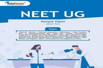 NEET UG Minor Test Sample Paper-13