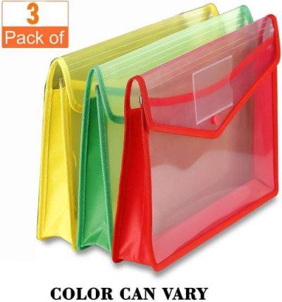 Prash Envelope File Bag