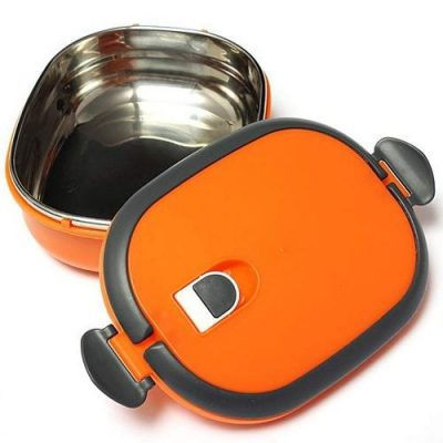 Sillyme Stainless Steel Lunch Box Single