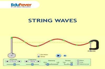 String Waves Revision Notes