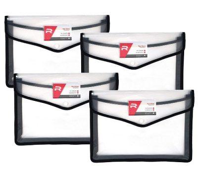 TULMAN 4 Pack Document Organizer