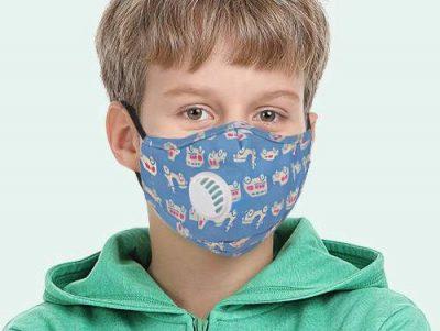 Vritraz Kids Children N95 Face Mask