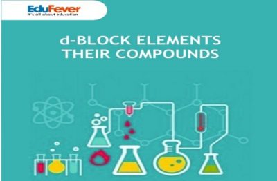 d-Block Elements Their Compounds