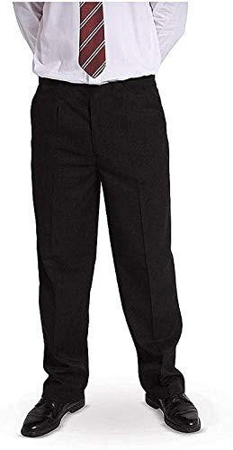 Baba & Baby Boys' Regular Fit Formal Trouser