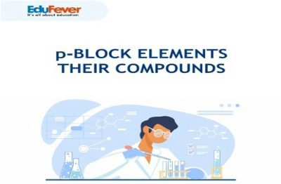 p-Block Elements their Compounds Revision Notes