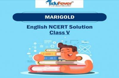 Class 5 English NCERT Solutions