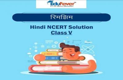 Class 5 Hindi NCERT Solutions