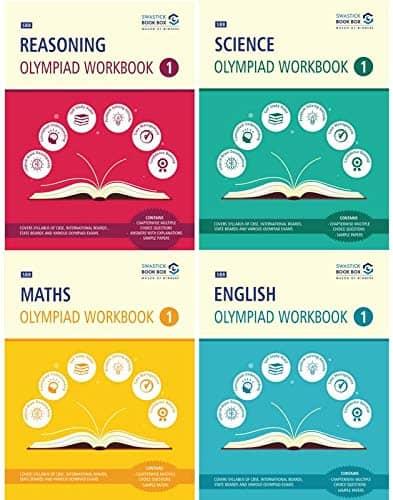 Class 1 Olympiad Workbook