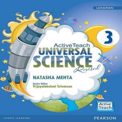ActiveTeach Universal Science for CBSE Class 3