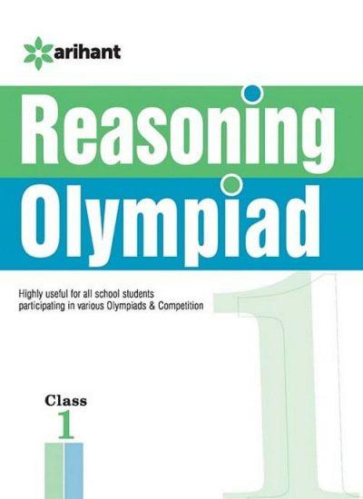 Class 1 Arihant Reasoning Olympiad