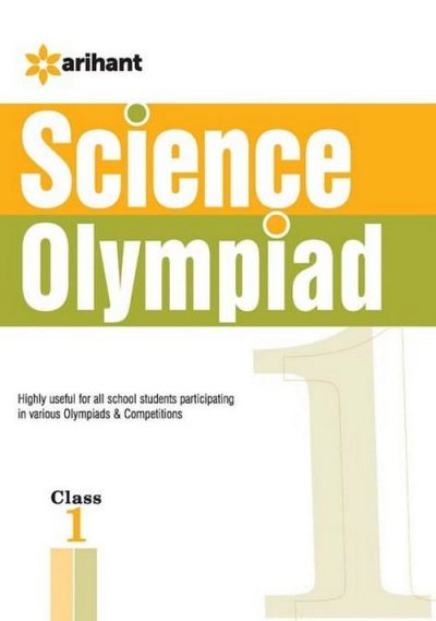 Class 1 Arihant Science Olympiad