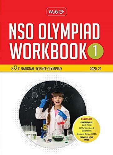 Class 1 - National Science Olympiad Workbook