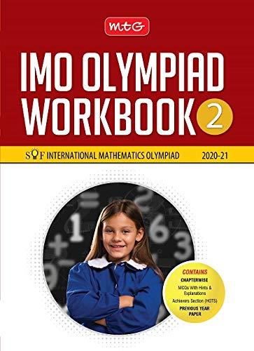 Class 2 International Mathematics Olympiad Work Book