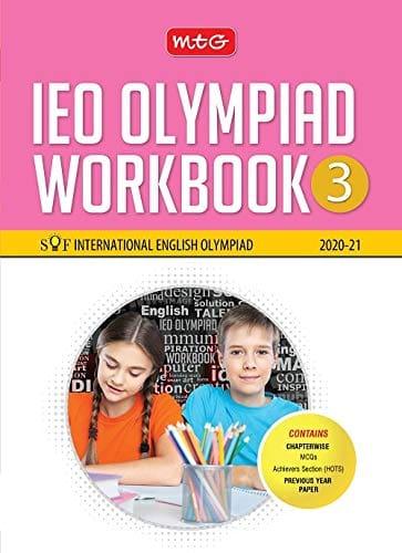 Class 3 International English Olympiad Workbook