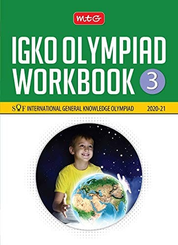 Class 3 International General Knowledge Olympiad Workbook