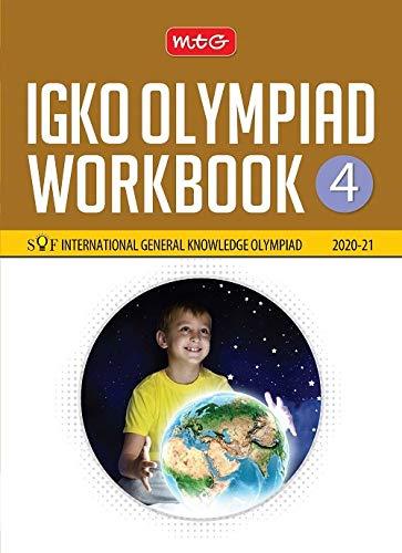 Class 4 International General Knowledge Olympiad Workbook