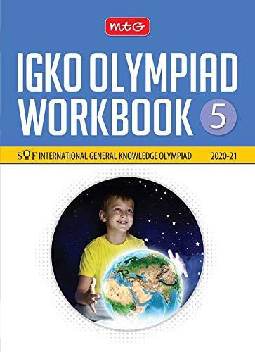 Class 5 International General Knowledge Olympiad Workbook