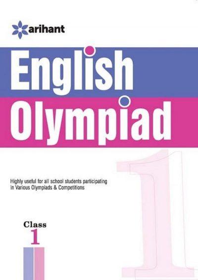English Olympiad Class 1st Paperback
