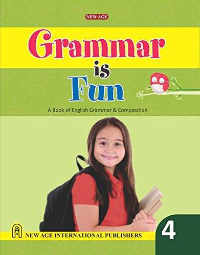 Grammar is Fun for Class 4