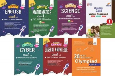 Class 1 Olympiad Champs Book