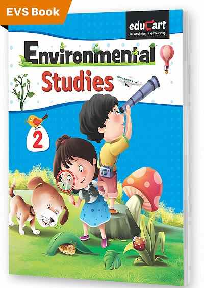 Class 2 EVS Textbook