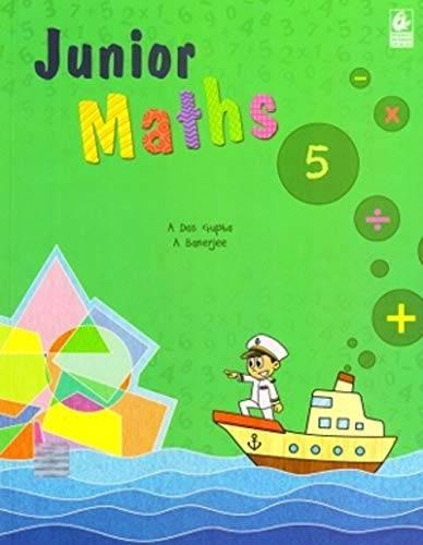 Class 5 Junior Maths Book