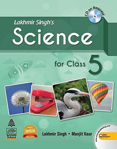 Class 5 Lakhmir Singh's Science Books