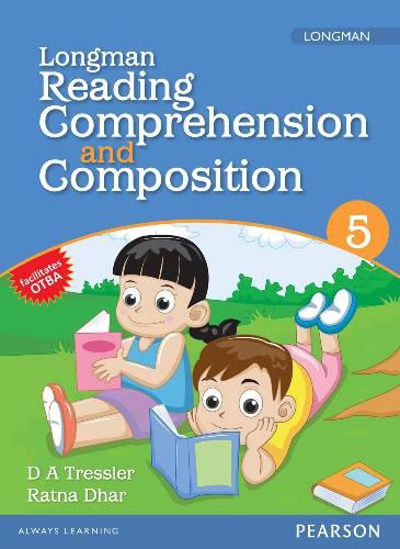 Class 5 - Longman English Book