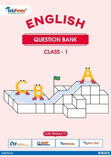 CBSE Class 1 English Question Bank