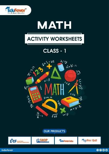 CBSE Class 1 Maths Activity Worksheet
