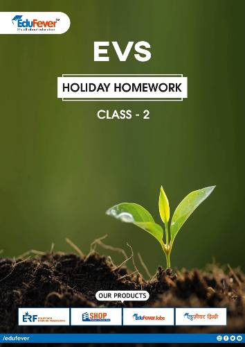 CBSE Class 2 EVS Holiday Homework