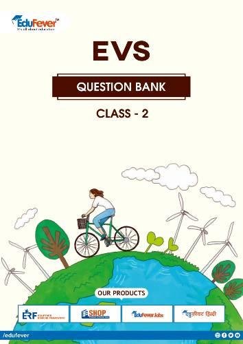 CBSE Class 2 EVS Question Bank