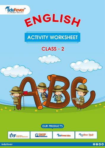 CBSE Class 2 English Activity Worksheet