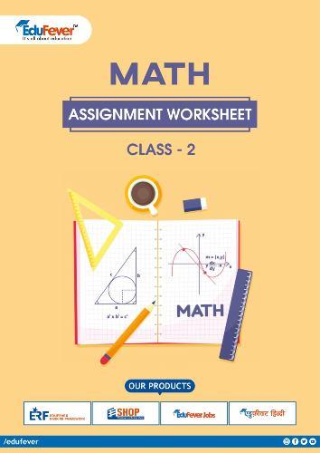 CBSE Class 2 Maths Assignment Worksheet