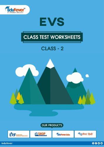 CBSE Class 2 EVS Class Test Worksheet